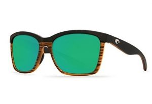 Green Mirror Polarized Sunglasses