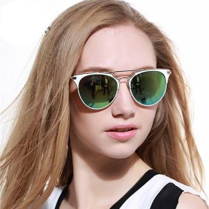 Green Mirror Sunglasses Pictures