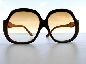 Images of Oversized Vintage Sunglasses