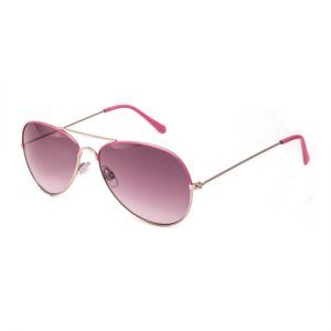 Images of Pink Aviator Sunglasses
