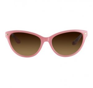 Images of Pink Cat Eye Sunglasses
