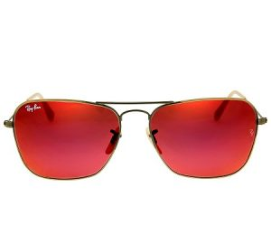 Images of Red Mirror Sunglasses