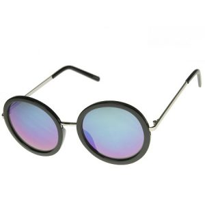 Images of Womens Round Sunglasses