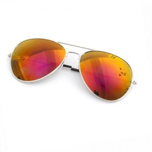 Orange Aviator Sunglasses Images