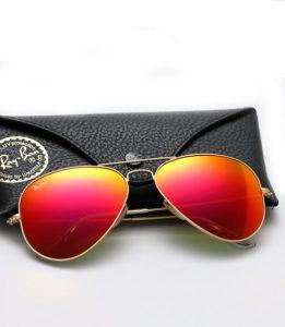 Orange Aviator Sunglasses Pictures