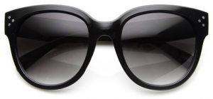 Pictures of Oversized Black Sunglasses