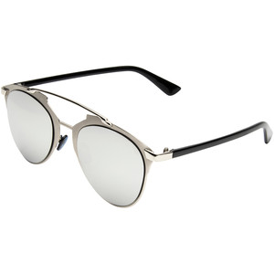 Pictures of Silver Aviator Sunglasses