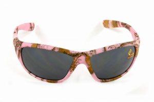 Pink Camo Sunglasses