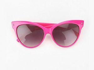 Pink Cat Eye Sunglass
