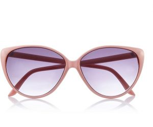 Pink Cat Eye Sunglasses Images