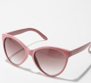 Pink Cat Eye Sunglasses Pictures