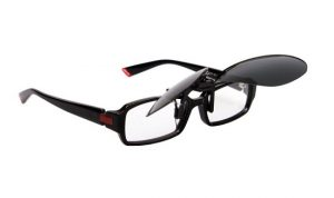 Polarized Clip On Sunglasses Images
