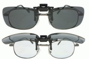 Polarized Sunglasses Clip On