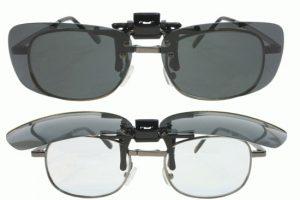Polarized Sunglasses Clip On