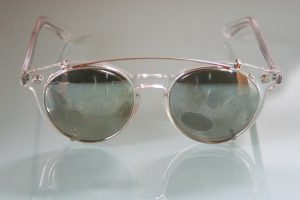 Round Clip On Sunglasses Images