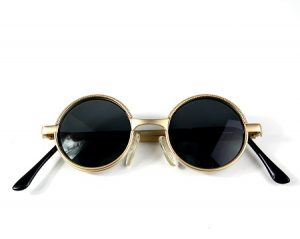 Small Round Sunglasses Images