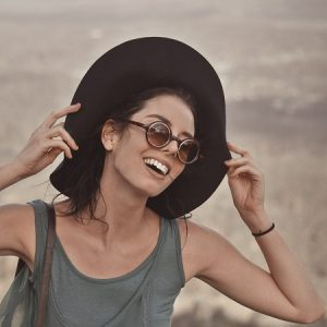 Small Round Sunglasses Photos