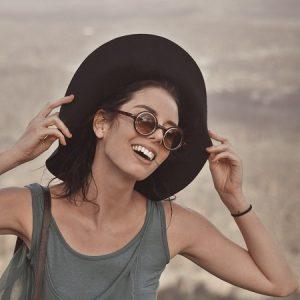 Small Round Sunglasses Photos