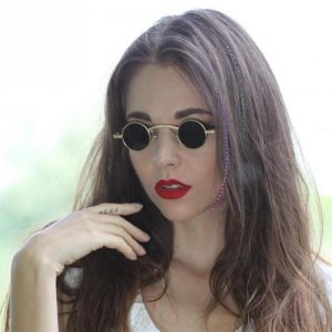 Small Round Sunglasses Women