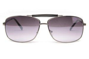 Square Frame Aviator Sunglasses