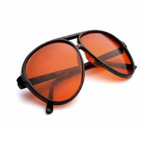 Aviator Plastic Sunglasses