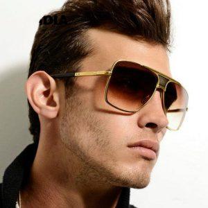 Mens Oversized Sunglasses