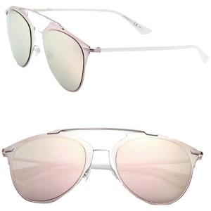 Mirrored Pink Sunglasses