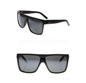 Oversized Square Sunglasses Men
