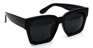 Oversized Square Wayfarer Sunglasses