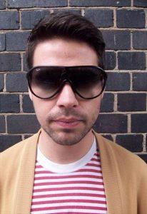 Oversized Sunglasses for Men