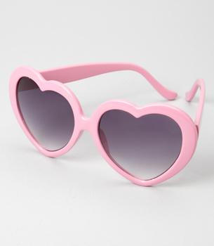 b4659bba47 Pink Heart Shaped Sunglasses Bulk