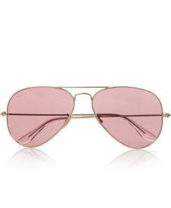 Pink Mirrored Sunglasses Photos