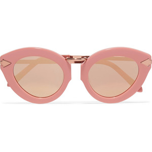 Pink Mirrored Sunglasses Pictures