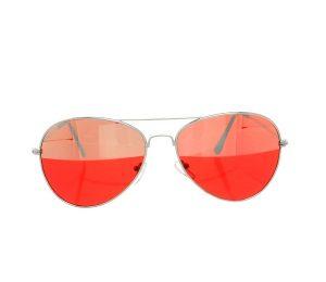 Red Aviator Sunglasses Images