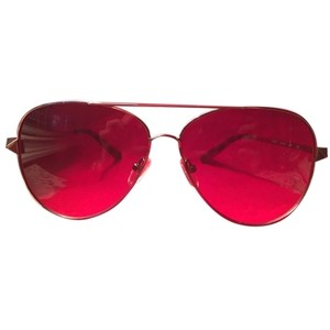 Red Aviator Sunglasses Pictures