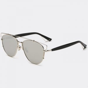 Silver Mirrored Sunglasses Pictures