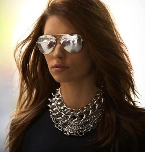 Silver Mirror Aviator Sunglasses  silver mirrored sunglasses top sunglasses