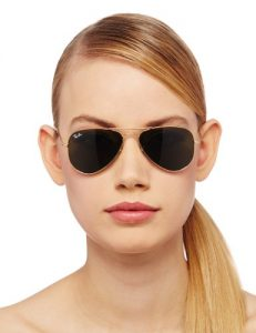 Small Frame Aviator Sunglasses