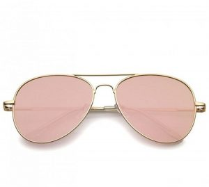 Small Lens Aviator Sunglasses