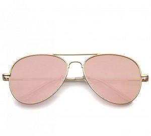 Small Lens Aviator Sunglasses