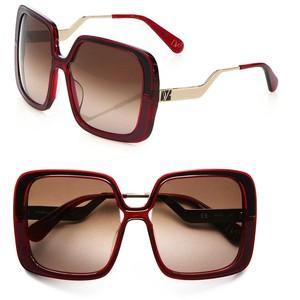 Square Oversized Sunglasses Photos