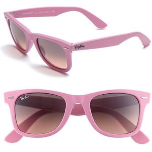 Wayfarer Pink Sunglasses