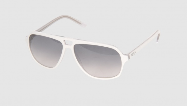 White Aviator Sunglasses | Top Sunglasses