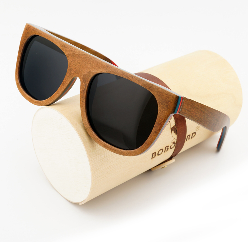 wood sunglasses wooden frame sunglasses