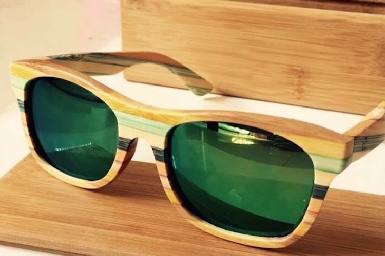 4db82b577bd2 Wooden framed sunglasses jpg 750x500 Wooden frame sunglasses