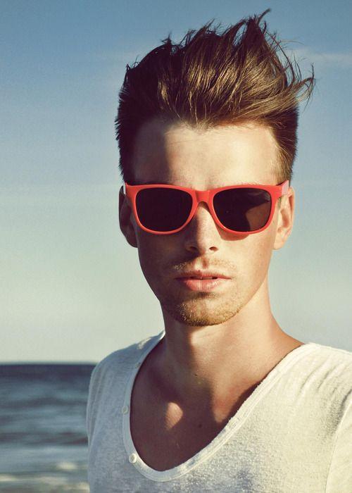 Mens celebrity aviator sunglasses