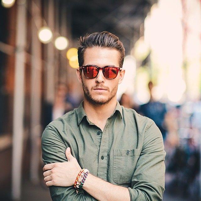6a711e78304 Men s Red Sunglasses