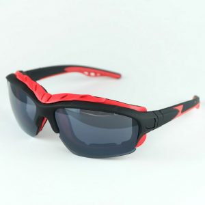 557d3d262e9d6 Red Safety Sunglasses