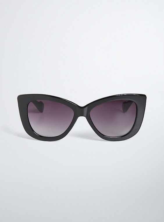 Square Cat Eye Sunglasses Topsunglasses Net
