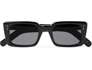 Pictures of Black Rectangle Sunglasses